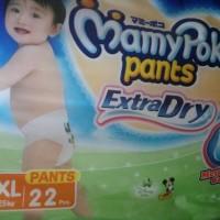 Promo Mamy Poko Pants Extra Dry Size XXL isi 22