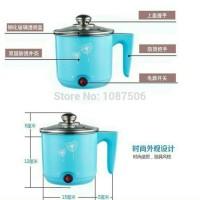 Mini Rice Pot / Panci Listrik Serbaguna,Mini Cooker Elektrik Portable