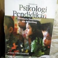 psikologi pendidikan edisi keenam jilid 1 by. jeanne ellis ormrod