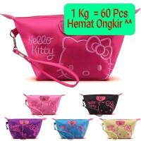 Tas Kosmetik Pouch Hello Kitty/ Dompet HK