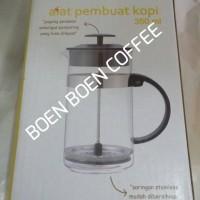 Jual French Press / Coffee Plunger / Alat Pembuat Kopi 800 ml CYPRUS Murah