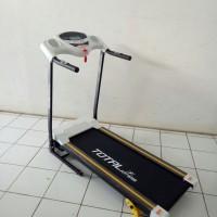 Treadmill Elektrik 1 Fungsi TL-626 motor 1,5 Hp