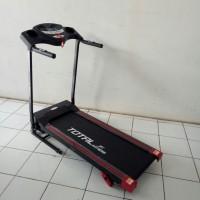 Treadmill Elektrik 1 Fungsi TL-626 motor 1,5 Hp cod murah