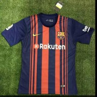 Jersey Bola Grade ORI Barcelona Home 17/18 Best Quality
