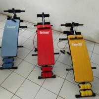 Sit Up Bench Total/ Alat Gym Fitnes terbaru