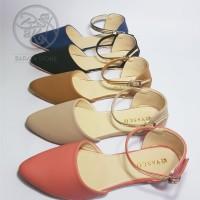Sepatu Flat Shoes Tall Vasco DM06 / Sepatu Wanita Cantik / Modis /Baru