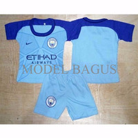 Harga produk bagus paling murah setelan kaos jersey baju bola anak bayi | antitipu.com