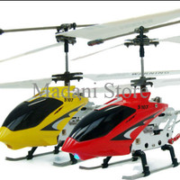 Promo SYMA S107 Metal 3 Ch Channel RC Helicopter, Remote Control Helic