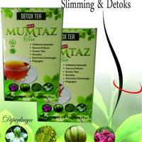 MUMTAZ TEA ,TEH SLIMMING AND DETOX