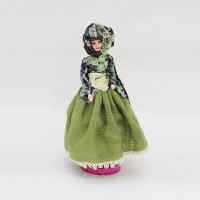 harga Smescotrade Boneka Barbie Busana Muslim Warna Hijau Tua Tokopedia.com