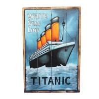 harga Smescotrade Lukisan Papan Titanic Tokopedia.com
