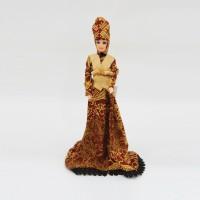harga Smescotrade Boneka Barbie Busana Muslim Batik Motif Daun Warna Coklat Tokopedia.com
