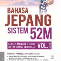 harga Bahasa Jepang Sistem 52M Volume 1 + CD Audio Tokopedia.com