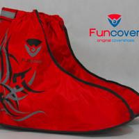 Jual Distributor Jas Hujan Sepatu,Sarung Sepatu,Cover Shoes Anti Air Fun C Murah