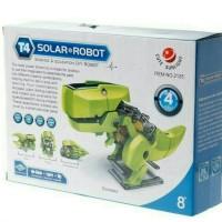 Jual Mainan Anak/Solar Kit T4/Merakit Edukasi Robot Dinosaurus Murah