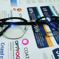 kacamata frame Moscot + lensa