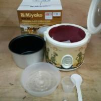 Jual rice cooker miyako mcm 508 wayang - magicom miyako - magic com miyako Murah