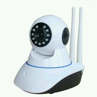 IP Camera CCTV dual antena wireless 720P