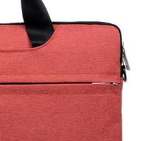 Inch Waterproof Laptop Computer Case Cover Sleeve Shoulder Strap Bag (