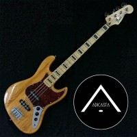 Fender Jazz Bass 4string Natural Custom