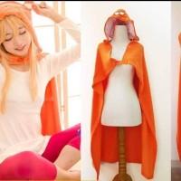 Jual Jubah umaru,jubah anime cosplay jaket cewe,cowo,(spade anime) Murah