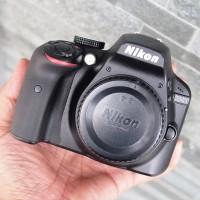 Nikon D3400 + Kit AF-P 18-55mm - Masih Garansi Feb 2018 !!!