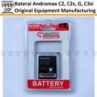 Batre / Baterai / Batrai / Battery Smartfren Andromax C2 S / C2s Ori