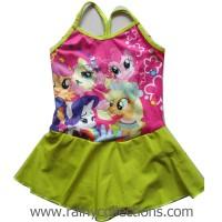 Baju Renang Bayi Seksi Karakter My Little Pony BRB-R16