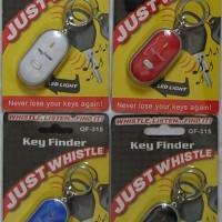 Jual Color Key Finder Gantungan Kunci Siul Keyfinder on off just whistle Murah