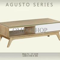 Meja Tamu / Coffe Table Agusto CT 2239 free ongkir jabodetabek