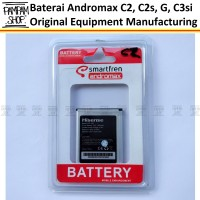 Baterai Smartfren Andromax G / C2 / C2s / C3si Original Oem | Batre