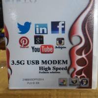 MOBILY MF190 - 3G Modem ZTE Logo Mobily 7.2Mbps GARANSI 1 TAHUN
