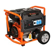Genset Portable Terbaik Hargen HGB 7500 EW1 7500W Full Power Low Noise