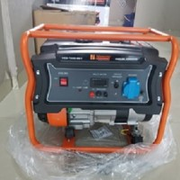 Genset Portable Terbaik Hargen HGB 1000 RN1 1000W Full Power Low Noise