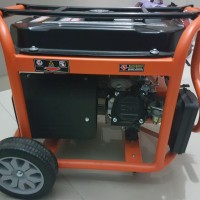 Genset Portable Terbaik Hargen HGB 2500 RW1 2500W Full Power Low Noise