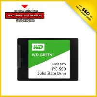 SSD Western Digital Green 120 GB - SSD WD PC Desktop Green 120 GB