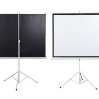 harga Screen Projector Tripod 70