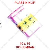 Plastik Klip 10x15 Plastic Clip 10 x 15 cm Zip Ziplock Bag Accessories