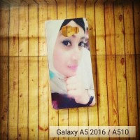 SAMSUNG GALAXY A5 2016 / A510 CASE CUSTOM HP