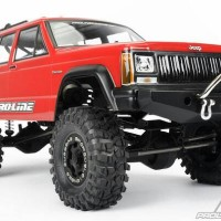 PROLINE 1992 Jeep Cherokee Clear Body (include masking & decal)