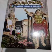 Sejarah dunia 4 Julius Caesar & Romawi Educomics Tales Runner BIP Anak
