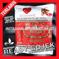 Jual Thaitea Thai Tea Number One Brand Cha TraMue Brand Teh Thailand 400gr Murah