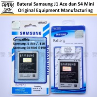 Baterai Handphone Samsung Galaxy S4 Mini I9190 Original | Battery Sein