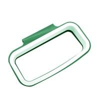 harga Rak Hanger Kantong Plastik Tempat Sampah - White/green Tokopedia.com