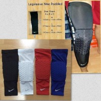 Legsleeve Long Nike Padded