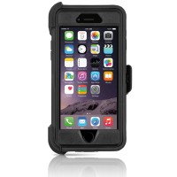 Hard Case Casing HP iPhone 6 / 6s 4.7 inch OTTERBOX DEFENDER belt clip