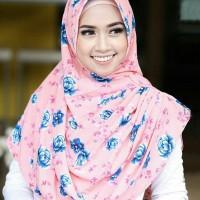Kerudung / Jilbab Instan / Jilbab Instant Pet Amanda Mix Motif