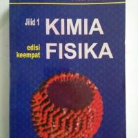 KIMIA FISIKA Ed.4 Jilid 1 - P. W. Atkins