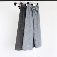 kulot celana cullotes pants panjang trousers jeans bahan fashion baj