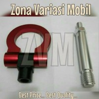 Towing Hook Depan All New Avanza Xenia Merah Red Good Quality